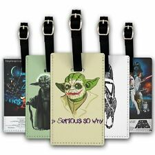 Luggage Suitcase Baggage Tag Star Wars Collection 6