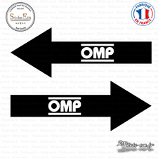 Sticker Flèche OMP Decal Aufkleber Pegatinas D-519 Couleurs au choix