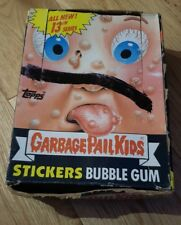 Garbage Pail Kids US Series 13 Empty Box