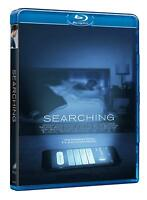 SEARCHING - BLU RAY  BLUE-RAY THRILLER