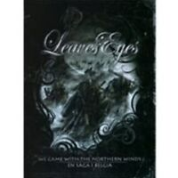 """LEAVES EYES """"WE CAME WITH THE NORTHERN..."""" 2 DVD+2 CD"""