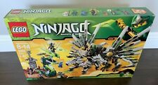 LEGO 9450 Ninjago Epic Dragon Battle New & Sealed