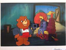 Care Bears Animation Production Cel
