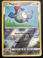 Carte Pokemon MAGNETI 80/156 REVERSE Soleil et Lune 5 SL5 FR NEUF