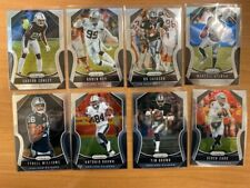 2019 Panini Prizm Football Cards Oakland Raiders Team Set Derek Carr Christmas