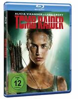 Tomb Raider (2018) [Blu-ray/NEU/OVP] Reboot um die Videogame-Heldin Lara Croft.