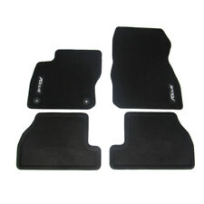 OEM 2012-2018 Ford Focus ST Front & Rear Black Carpet Floor Mats CM5Z5413300BA