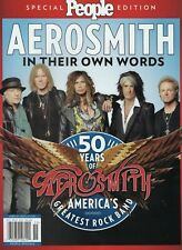 BRAND NEW 2020 PEOPLE SPECIAL EDITION MAGAZINE AEROSMITH IN THEIR OWN WORDS