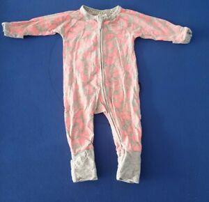 BONDS zippy Zip Wondersuit Butterfly Magic SIZE 000 WONDER SUIT KIDS BABY