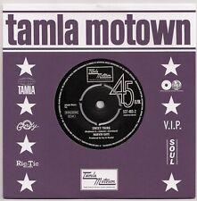 TAMLA MOTOWN 45 MARVIN GAYE - SWEET THING / TAMMI TERRELL - YOU JUST CAN'T WIN