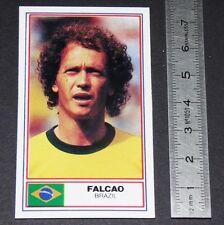 FOOTBALL 1983-1984 FALCAO BRASIL BRESIL SAO PAULO AS ROMA CALCIO NIPPON PANINI