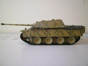Dragon Armour 1/72 German Jagdpanther w/zimmerit Tank Destroyer, Item No 60037