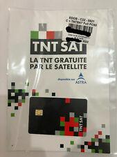 ✅ CARTE TNTSAT ASTRA 19.2E VALABLE 4 ANS