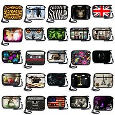 "Portable Hard Disk Drive Case Shockproof Bag Cover 2.5"" HDD Bag w/ Pocket,Strap"