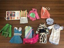 New ListingVintage Barbie: Francie Clothing Lot Some Tlc