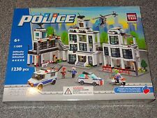 Police Academy BricTek Building Block Construction Toy Brick 11009