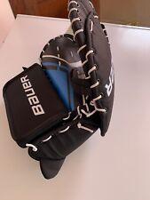 Bauer Street Hockey Catch Glove Senior Regular
