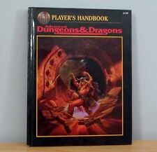 Advanced Dungeons & Dragons PLAYER'S HANDBOOK TSR 2159 2nd Edition EXC