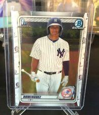 2020 Bowman Baseball: Paper Chrome Mega Mojo Refractor Pick Your Card FREE SHIP!