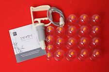 DONGBANG Medical Vacuum Cupping Therapy 19 Cups Massage Acupuncture SET NEW noo