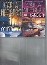 CARLA NEGGERS - COLD DAWN - A LOT OF 2 Books