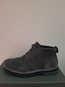New Timberland Men's Squall Canyon Wingtip Waterproof Chukka Boots