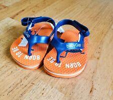 NEW - Baby Gap / GAP Surf Flip Flop Sandals Shoes 0-3 months
