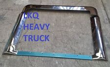 PETERBILT  385 377B STAINLESS GRILLE TRIM SET GRILLE SHELL 13-04536P PG0660A