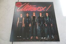 ULTRAVOX LP US 1977