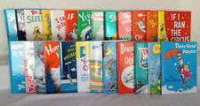 Dr. Seuss Classics Series Collection Set 1-25 Oversized Matching Hard Covers!