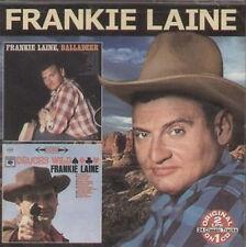 FRANKIE LAINE - Balladeer / Deuces Wild - Collectables
