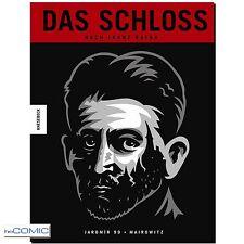 """Das Schloss - Jaromir 99, Franz Kafka """"K.""""  Landvermesser Graphic Novel Drama"""