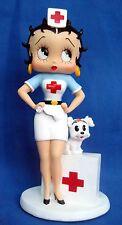"Betty Boop Nurse - 6"" figurine - (9045)"