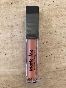 SLEEK MAKEUP MATTE ME ULTRA SMOOTH LIP CREAM 035 Apricot Blooms 6ml