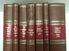 7 VOLUME LIMITED EDITION MILITARY SERIES by Smith, Congreve, Barber, Wolfe, LeBl