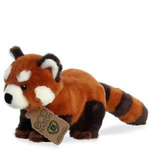 TheMogan Red Panda Bear Forest Zoo Realistic Soft Eco Plush Stuffed Animal Toy