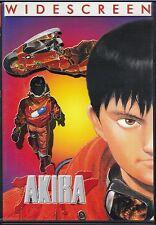 Dvd **AKIRA** di Katsuhiro Otomo come nuovo 1987