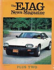 The EJAG News Magazine Mar 1984 2+2 Adding Extra Room for Little People in a Jag