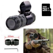 16GB HD 720P Gun Mount Video Shooting Camera Sports Helmet Action Camera Hunting