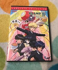 CLAMP SCHOOL DETECTIVES Complete Collection Rare OOP Anime DVD Bandai