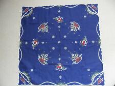 Vintage Tablecloth Christmas German