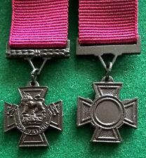 Minature Victoria Cross