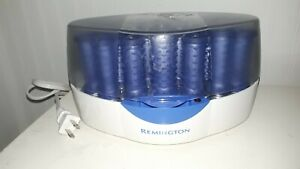 Remington Body Waves Curlers 20 Hot Rollers Wax Core H1080i Blue (P852as2b