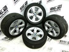 original BMW serie 6 E63 E64 Llantas De Aleación Neumáticos de verano 245/50 17
