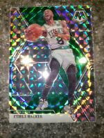 2019-20 Panini Mosaic Prizm Silver Kemba Walker Boston Celtics SP #99