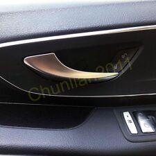 Interior Front Door Handle Stripe Cover Trim for 14-17 Mercedes-Benz Vito abs