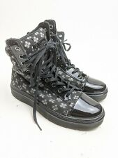 Dr Martens Blend Mix High Ankle Sneakers Boots Sz 6 US