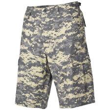 Pantalones cortos de hombre multicolor 100% algodón