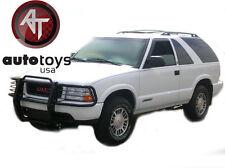 ATU 1998-2004 Chevy S10 Blazer Black Grille Brush Bumper Guard