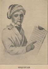 Alabama's Historical Festival and Pageant Sequoyah Inventor Cherokee Alphabet